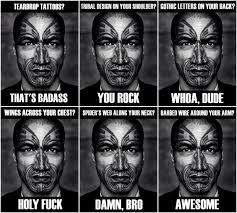 mocking.maori